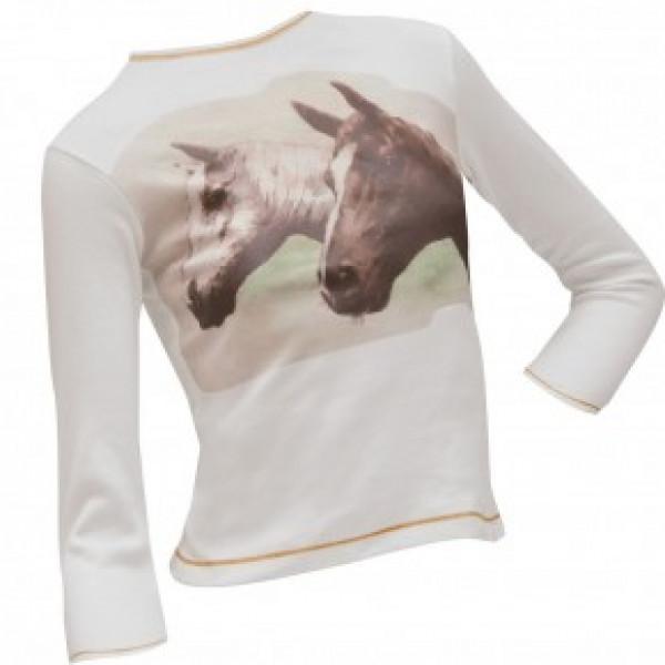 """Футболка детская """"Pferde"""" купить в интернет магазине конной амуниции"""